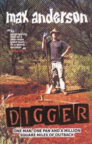 Digger book on gold prospecting